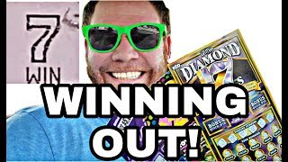 Download WINNING OUT! Ending the chase! Texas Lottery scratch off tickets Video