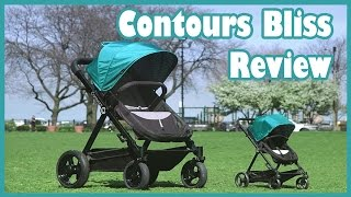 Download Contours Bliss Baby Stroller Review by Baby Gizmo Video