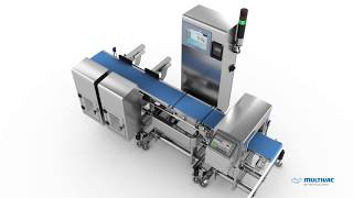Download High-precision MULTIVAC Checkweigher I 211 for a consistently high output and pack quality Video