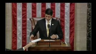 Download House Democrats shout Paul Ryan down as he tries to stop #NoBreakNoBill sit-in Video
