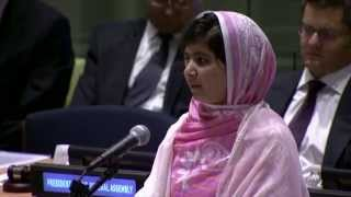 Download Malala. One girl. Among many Video