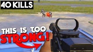 Download M762 + SUPPRESOR = BEST WEAPON | 40 KILLS Duo vs Squad | PUBG Mobile Video