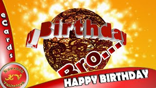 Birthday Wishes For BrotherHappy Ecards Free DownloadGreetings AnimationWhatsapp Video