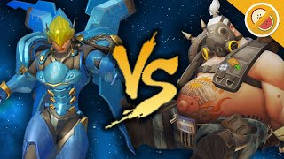 Download 6 PHARAH VS 6 ROADHOG - Overwatch (Gameplay Funny Moments) Video