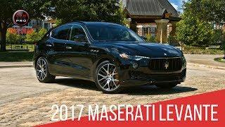 Download 2017 Maserati Levante Test Drive Video