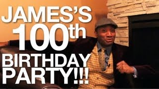 Download James's 100th Birthday Party!!! Video