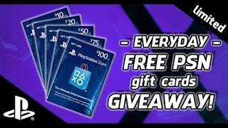 Download Free PSN Codes and Vouchers Daily | Free PSN Codes Proof Video