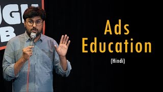 Download Ads Education | Stand-Up Comedy by Chirayu Mistry Video