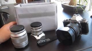 Download Tom Bihn Medium Cafe Bag as a Micro Four Thirds Camera Bag Video