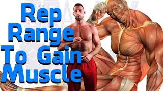 Download How many sets and reps to build muscle | for size, mass, strength Video