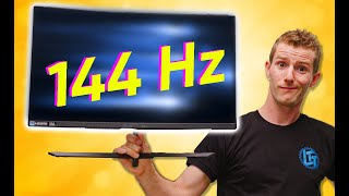 Download The CHEAPEST 144Hz Gaming Monitors on Amazon! Video