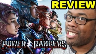 Download POWER RANGERS 2017 MOVIE REVIEW - Good, Bad and Nerdy Video