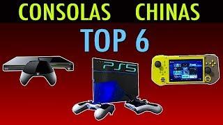 Download TOP 6 - CONSOLAS CHINAS Que quizá no conocías, o quizá si.... Video