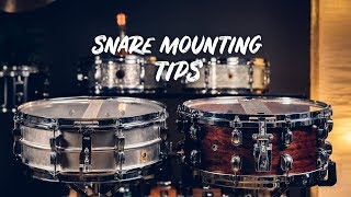 Download Ep. 18 How to Install Snare Wires Video