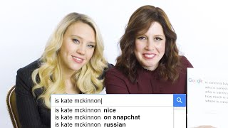 Download Kate McKinnon & Vanessa Bayer Answer the Web's Most Searched Questions | WIRED Video