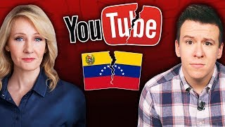 Download J.K. Rowling Promotes Fake News, YouTuber Loses Scholarship Over Video, and Venezuela In Chaos Video