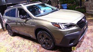 Download 2020 Subaru Outback - Exterior and Interior Walkaround - Debut at 2019 NY Auto Show Video
