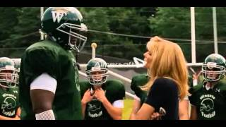Download The Blind Side - Football Practice Scene Video