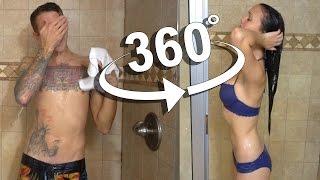 Download 360 SHOWER VLOG!! GUY vs GIRL Video