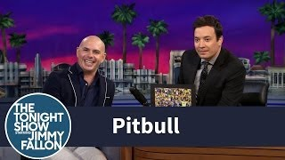 Download Pitbull Addresses His Short Pants Video