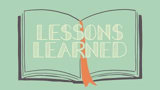 Download Lessons Learned Video