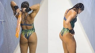 Download Ingrid Oliveira - Hottest Diver at 2016 Olympics Video