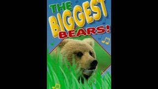 Download Opening To The Biggest Bears! 1994 VHS Video
