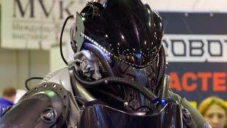 Download Выставка Robotics Expo 2015, самые интересные роботы и изобретения! Video