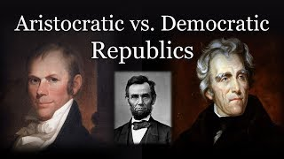 Download Aristocratic vs Democratic Republics (Antebellum Politics) Video