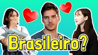 Download Koreans React To Brazilian Men Video