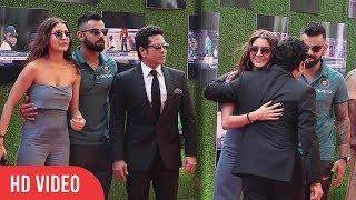 Download Virat kohli And Anushka Sharma At Sachin A Billion Dreams Grand Premiere | Viralbollywood Video