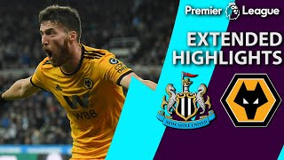 Download Newcastle v. Wolves   PREMIER LEAGUE EXTENDED HIGHLIGHTS   12/9/18   NBC Sports Video