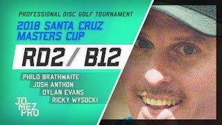 Download 2018 Santa Cruz Masters Cup | Lead Card, RD2, B12 | Wysocki, Brathwaite, Evans, Anthon Video