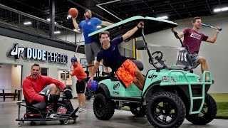 Download DPHQ2 Tour | Dude Perfect Video