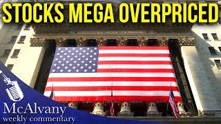Download Stocks Mega Overpriced: Dead Canary Indicator Screams Vacate The Area! Video