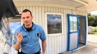 Download Border crossing between Bosnia-Herzegovina and Croatia Video
