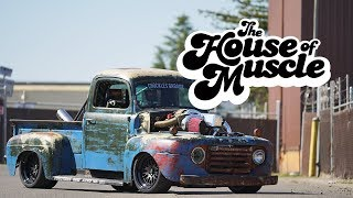 Download Chuckles Garage: 1949 Ford F1 - The House Of Muscle Ep. 10 Video
