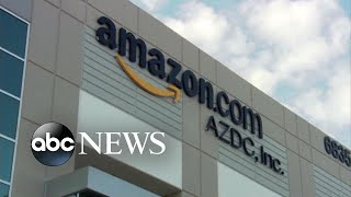 Download Amazon raises hourly pay for workers to $15 after criticism Video