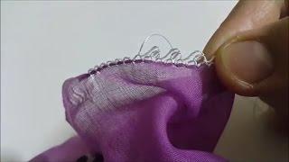 Download İğne Oyası Garı Dişi Yapımı   igne oyasi modelleri ve iğne oyaları   How to make needle lace ? Video