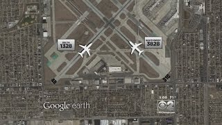 Download FAA: Two Planes At Midway Began Takeoffs At Same Time Video