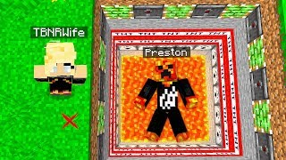 Download MY WIFE TROLLED ME IN MINECRAFT! (PrestonPlayz vs PrestonPlayz Wife) Video