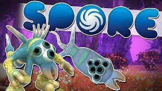 Download IT GREW A BRAIN! | Spore Video