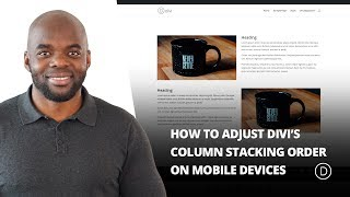 Download How To Adjust Divi's Column Stacking Order on Mobile Devices Video