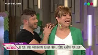 Download El contrato prenupcial de Lizy y Leo - Cortá por Lozano 2019 Video