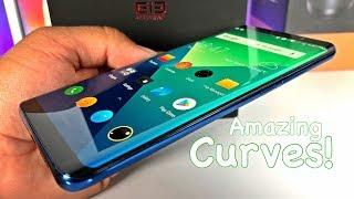 Download Elephone U Pro - [Great Curves!] - 6GB/128GB - QSD 660 - 5.99″ - OS 8.0 - Galaxy S9 Alternative! Video
