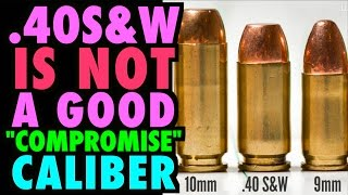 Download .40S&W is NOT a Good ″Compromise″ Caliber Video