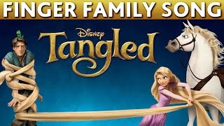 Download Finger Family TANGLED Finger Family NURSERY RHYMES song Video