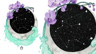 Download Aquarius Watercolor Video