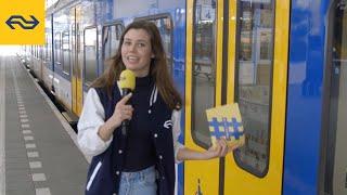 Download #8 Waarom sluit de Sprinter zijn deuren maar vertrekt hij niet? | De Leukste Treinquiz van Nederland Video