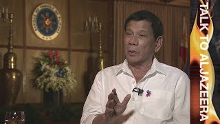 Download Rodrigo Duterte on US relations: 'No more military exercises' - Talk to Al Jazeera Video